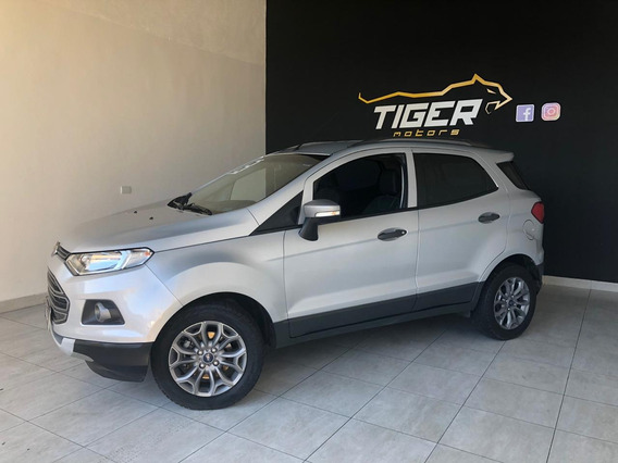 Ford Ecosport 1.6 Flex - 2013 - 71.000km - Manual+chave
