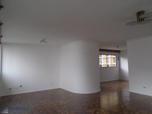 Imagem 1 de 15 de Apartamento 03 Dormitórios, 01 Suite, 02 Vagas, A 100 Metros Av Paulista E Metrô - Bela Vista. - Md793
