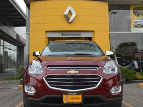 Chevrolet Equinox 2.4 Ltz Ta En Renault Cuautitlán