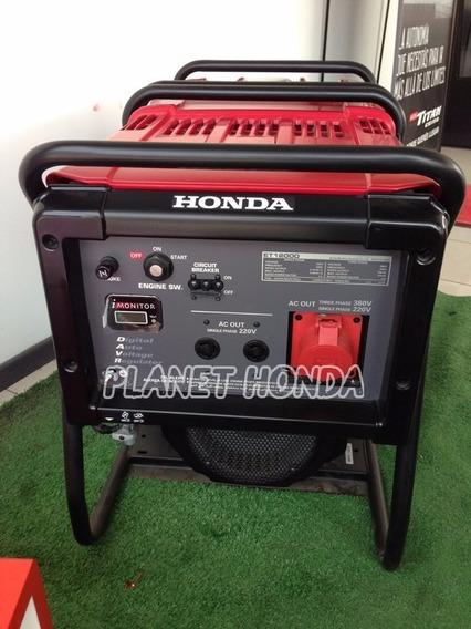 Motor Generador Honda Eg 6500 Tarjeta 12 Cuotas Sin Interés