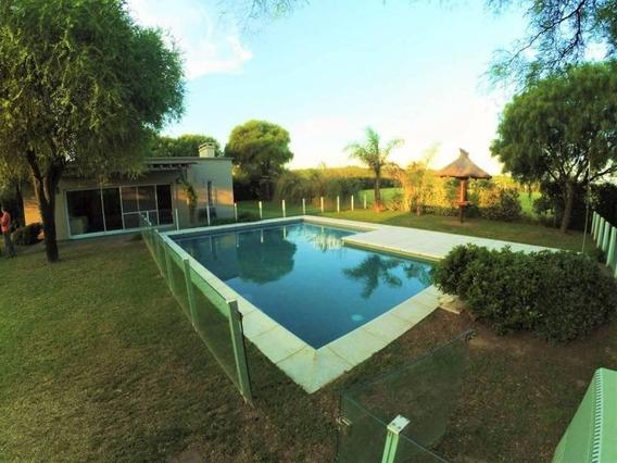 Casa En Causana, 4 Dorm, Pileta. Villa Carlos Paz