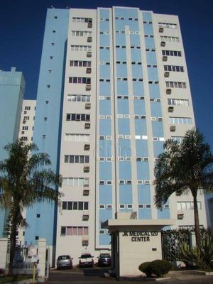 Ed. J K Medical Center - Sala Para Alugar, 100 M² Por R$ 1.300/mês - Vila Monteiro - Piracicaba/sp - Sa0216