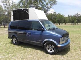 Food Truck Astro Van 96 6 Cil Aut Lista Para Trabajar