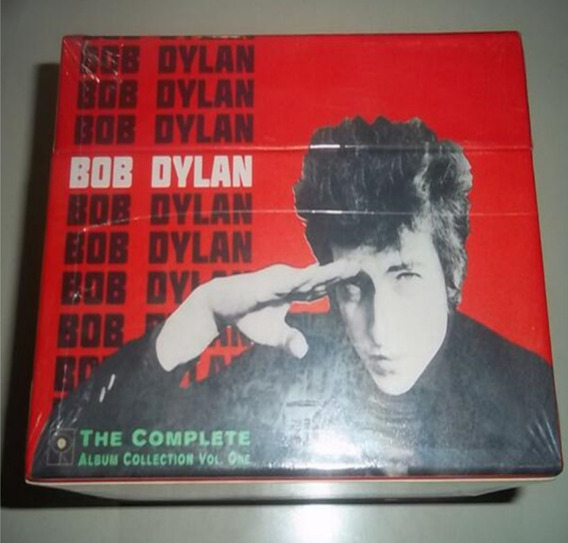 Bob Dylan - The Complete Album Collection 41 Ábluns