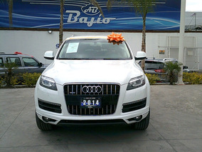 Audi Q7 3.0 Elite T At Triptronic