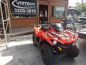 Can-am Quadriciclo Outlander 450 Ho. 2015