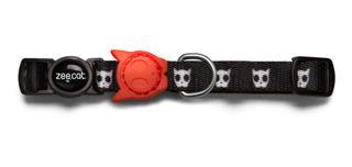 Skull Collar Cat By Zeecat - Genius Cat Chile