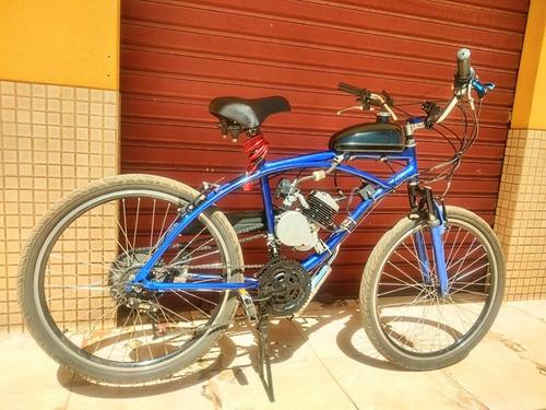 Imagem 1 de 2 de Bike Motorizada