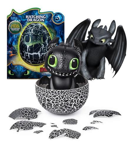 Como Entrenar Tu Dragon Chimuelo Huevo Interactivo Hatchimal