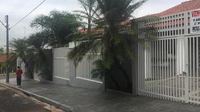 Casa Com 9 Dormitórios Para Alugar, 400 M² Por R$ 8.000/mês - Vila Santa Catarina - Americana/sp - Ca0479
