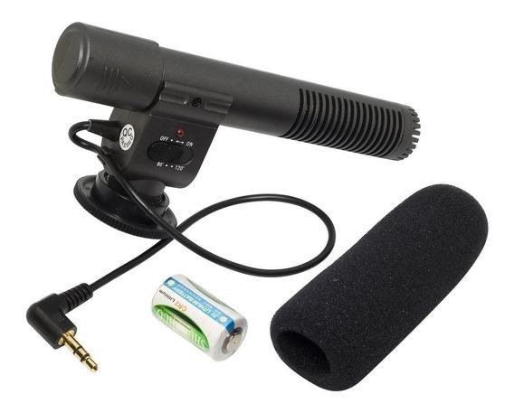 Microfone Shenggu Sg-108 Stereo Sg 108 - Semi Novo