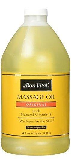 Bon Vital - Aceite De Masaje Original Para Una Base De Masa