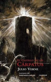 El Castillo De Los Cárpatos, Julio Verne, Ed. Valdemar