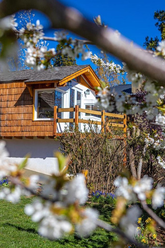 Pequeña Cabaña Con Vista Al Lago N.huapi