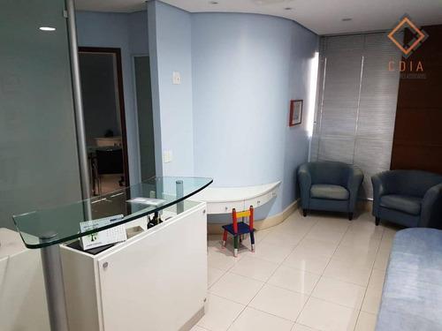 Conjunto À Venda, 45 M² Por R$ 563.000,00 - Perdizes - São Paulo/sp - Cj20486