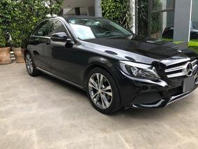 Mercedes Benz Clase C 2.0 200 Cgi Sport At