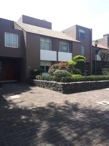 Casa En Condominio En Venta, Las Águilas, Álvaro Obregón