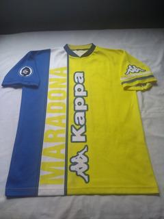Jersey Argentina Maradona Kappa