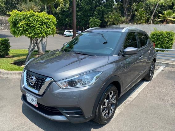 Nissan Kicks Sense T/m 2017
