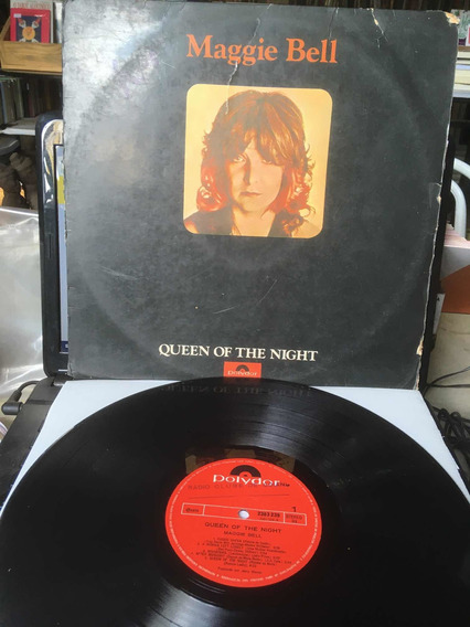 Lp Maggie Bell - Queen Of The Night - 1974 - Sem Encarte