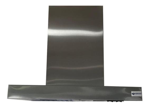 Campana De Cocina Acero Slim 60cm Doble Turbina Envió Gratis