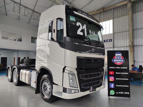 Volvo Fh 540 6x4 2021 Ishift