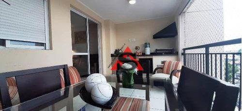 Apartamento Com 2 Dormitórios À Venda, 65 M² Por R$ 545.000,00 - Jardim Piqueroby - São Paulo/sp - Ap43910