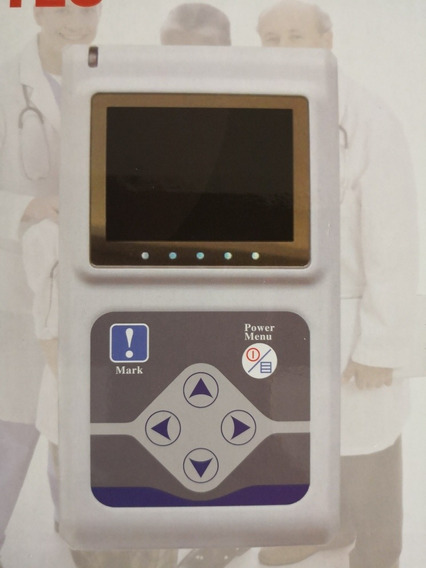 Holter Tlc5000 Contec 12 Canales