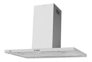 Coifa De Parede Fischer Tradition Line 90cm Eletrônico Inox