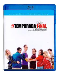 The Big Bang Theory Temporada 12 Doce Final Blu-ray