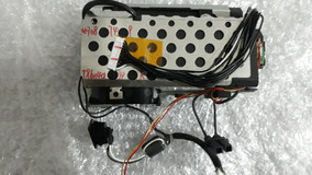 Fonte Completa Projetor Epson S5,s6 Power+ballast Completa