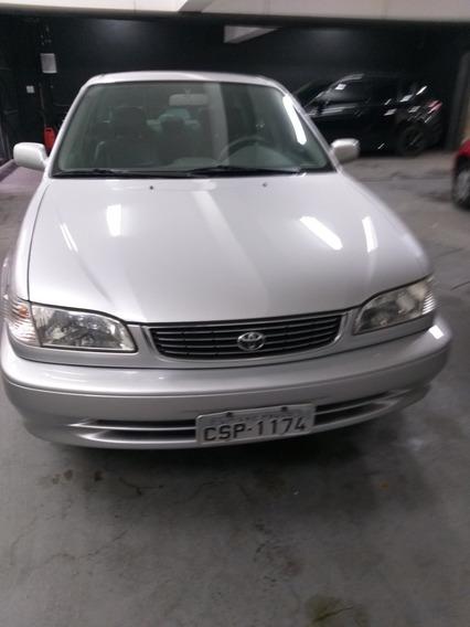 Toyota Corolla 1.8 16v Xei Aut. 4p 2000