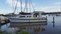 Barco Em Aço 33 Pés Saragaso