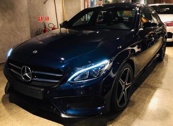 Mercedes-benz Classe C 2018 2.0 Avantgarde 5p