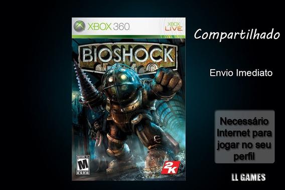 Bioshock Xbox 360 Mídia Digital