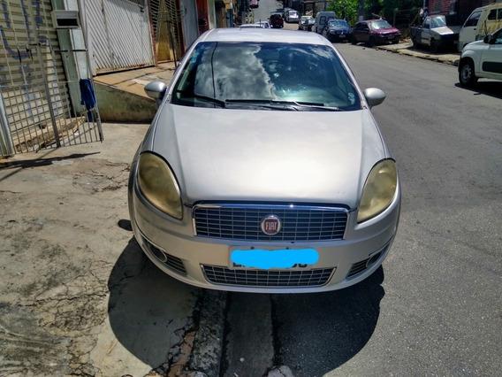 Fiat Linea 2010 1.9 16v Hlx Flex 4p