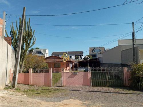 Imagem 1 de 15 de Terreno À Venda, 651 M² Por R$ 700.000,00 - Uberaba - Curitiba/pr - Te0082