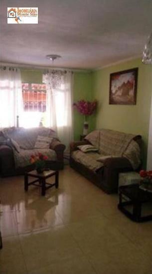 Sobrado Com 3 Dormitórios À Venda, 205 M² Por R$ 380.000,00 - Jardim Rosa De Franca - Guarulhos/sp - So0438