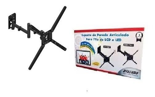 Suporte Articulado Para Tv Avatron Ar-730t-b 10 A 55 Pol