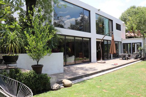 Excelente Casa En Av. San Jerónimo A 500 M. De Periférico