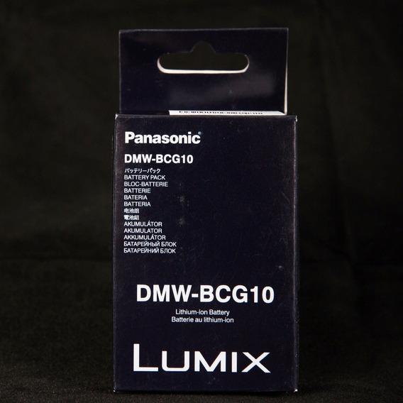 Bateria Panasonic Dmw-bcg10 Bcg10e Bcg10 Zs7 Zs3 Zs5 Zr3 Zr1