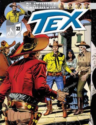Imagem 1 de 1 de Tex Platinum Nº 22