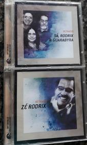 2 Cds Zé Rodrix Retratos Sá. Rodrix E Guarabyra