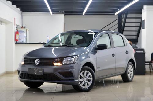 Imagem 1 de 15 de Volkswagen Gol 1.0 12v Mpi Totalflex 4p Manual