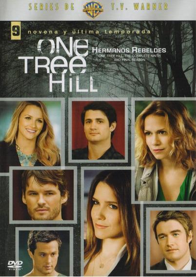 One Tree Hill Hermanos Rebeldes Novena Temporada 9 Nueve Dvd