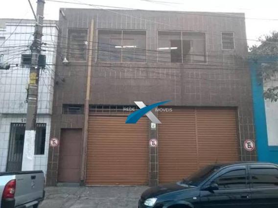 Galpão À Venda, 360 M² Por R$ 795.000,00 - Mooca - São Paulo/sp - Ga0100