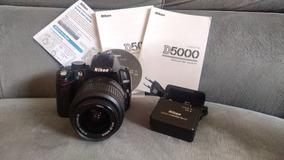 Nikon D5000 Conservadissima....