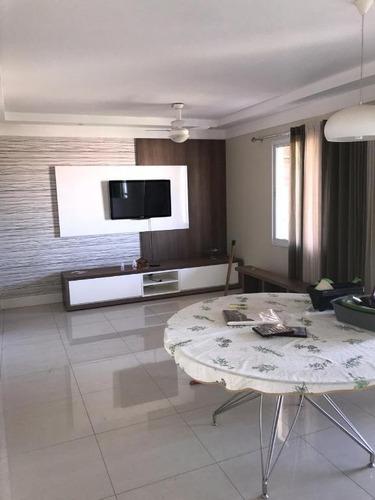 Apartamento Com 3 Dormitórios À Venda, 104 M² Por R$ 630.000,00 - Bom Jardim - São José Do Rio Preto/sp - Ap1668