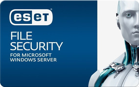 Eset® File Security Para Windows Server 2008/2016 2 Anos