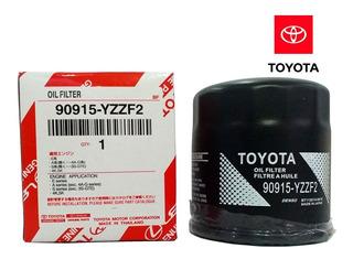Filtro De Aceite Toyota 90915-yzzf2 Corolla Terio Hilux